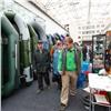 Любители активного отдыха штурмуют выставку «Охота. Рыбалка. Хобби» вМВДЦ «Сибирь»