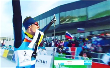 Репортаж изсоцсетей: Лыжные гонки жаркой весны