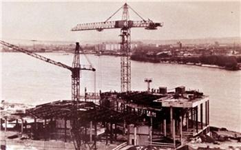 Колыбель вождя: как вКрасноярске строили музей Ленина