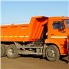 Березовский разрез пополнился новым грузовиком