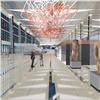 «Аэропорт скрасноярской душой»: представлены эскизы интерьеров нового терминала