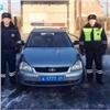 Отважные полицейские спасли жильцов горящего дома спомощью сирены