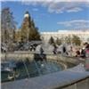 ВКрасноярск идет настоящая весна