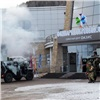 Стрельба и«заложники»: спецслужбы в«Бобровом логу» боролись с«террористами»