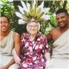 Путешественница баба Лена добралась дожаркой Доминиканы насвой юбилей