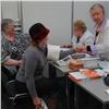 ВМВДЦ «Сибирь» открылась медицинская выставка
