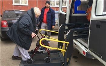 «Весь город под рукой»: как работает социальное такси вКрасноярске