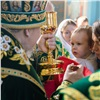 Христиане отмечают Вербное воскресенье