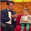«Это фантастика!»: Маленький художник изКрасноярска восхитил Максима Галкина (видео)