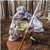 ВКрасноярске оборудуют «стоянку древнего человека»