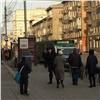 «Тихо сказал, что непустит»: на«Агропроме» полиция перекрыла проход костановке