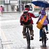 Красноярцев ждут дожди ипрохлада