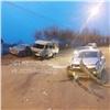 Три человека пострадали вмассовом ДТП направобережье