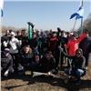 Красноярские энергетики провели весенний субботник