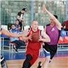 ВКрасноярске прошли баскетбольные матчи «Лиги чемпионов бизнеса»