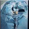 Водворе Покровского деталь отмусоровоза вспорола капот иномарки