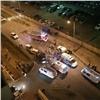 Вмассовой аварии из-за пьяного на«Мерседесе» пострадали пять человек