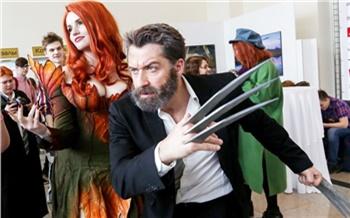 Фоторепортаж: Comic Con Siberia вКрасноярске