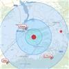 ВКрасноярском крае почувствовали землетрясение