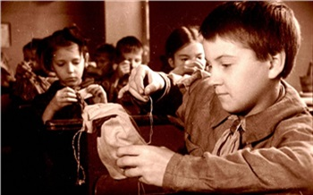 «Луковица для фронта»: как малыши Красной Армии помогали