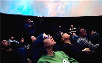 «Космос— это будущее!»: как устроен первый красноярский планетарий