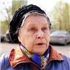 82-летняя красноярка пожаловалась наисчезнувшую пенсию (видео)