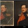 ВКрасноярске отреставрировали портрет 1840 года