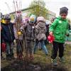 ВКрасноярске РУСАЛ организовал «Сиреневый день»