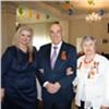 ВТБ поздравил красноярских ветеранов сДнем победы