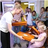 Банк ВТБ подарил оборудование красноярской детской больнице