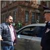 Вцентре Красноярска запару часов «наловили» 15любителей тонировки