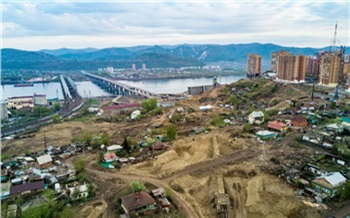 «Здесь была Николаевка»: как сносят старинный квартал Красноярска