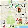Новая схема движения поставила впробки центр Красноярска