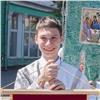 Поцентру Красноярска прошел детский крестный ход