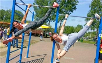 «Все кругом качают попы!»: спортивные выходные вКрасноярске