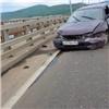 50-летний лихач разбился накрасноярском четвертом мосту (видео)