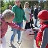 Красноярские дети смогли бесплатно посетить зоопарк