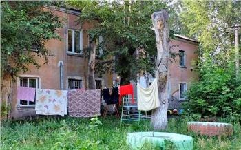 Забытый посёлок: что творится вкрасноярских Цементниках