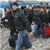 Население Красноярска растет засчет мигрантов