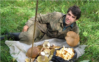 «Одного опёнка однажды хватило на целую сковороду!»: секреты красноярского грибника
