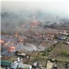 Ущерб откатастрофических пожаров вКрасноярском крае оценили в70млн рублей