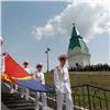ВКрасноярске дан старт празднованию Дня города