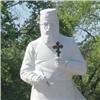 Наплощади перед медуниверситетом открыли памятник Святителю Луке (видео)