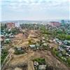Стройку дороги через Николаевку тормозят недовольные жители (видео)