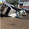Наул. Свердловской водитель такси погиб при выезде на«встречку» (видео)