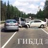 Навостоке Красноярского края вДТП травмировались двое детей