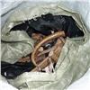 Ужителя Красноярского края украли 150кг рогов
