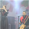 ВКрасноярске прошел этнический фестиваль музыки иремесел
