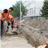 Напр. Мира закроют еще один участок ииспытают новую ливневую канализацию