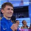 «Кто изнас чемпион мира?»: Путин пообщался сюными футболистами изКрасноярска